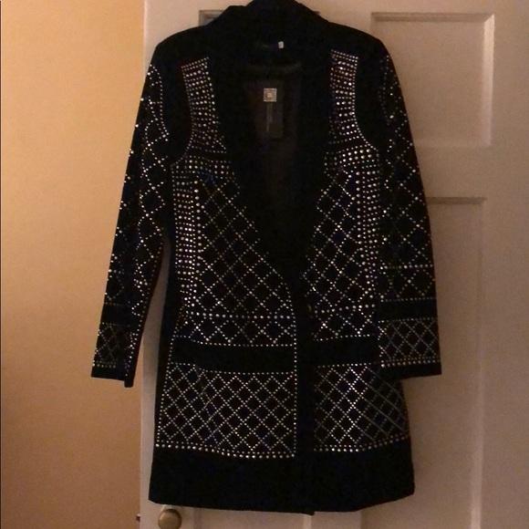 3567d069facb Dresses | Studded Blazer Dress | Poshmark